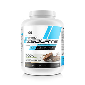 PURE WHEY ISOLATE 5LBS - Chocolate Peanut Butter Cup