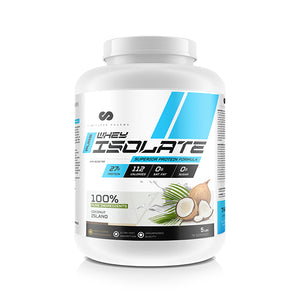 PURE WHEY ISOLATE 5LBS - Coconut Island