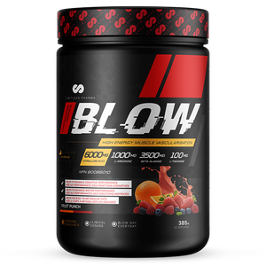 BLOW Pre-Workout - Fruit Punch