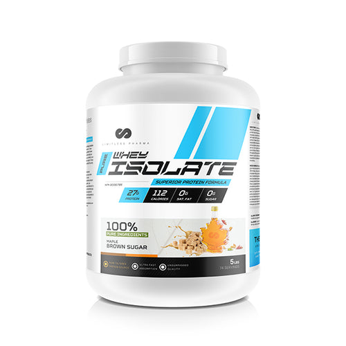 PURE WHEY ISOLATE 5LBS - Maple Brown Sugar