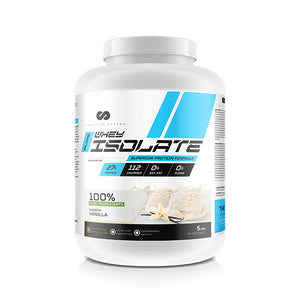 PURE WHEY ISOLATE 5LBS - Smooth Vanilla