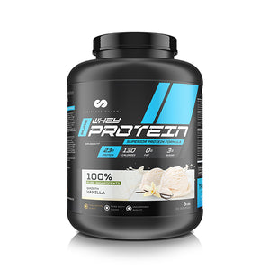 PURE WHEY PROTEIN 5 LBS - Smooth Vanilla