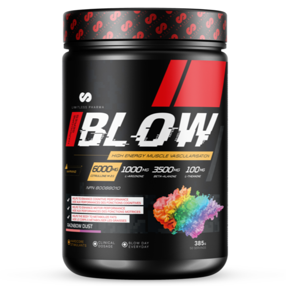 BLOW Pre-Workout - Rainbow Dust (Limited Edition)