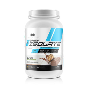 PURE WHEY ISOLATE 2LBS - Coffee Chocolate Crisp