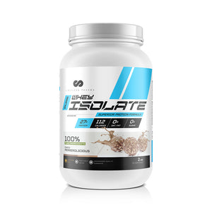 PURE WHEY ISOLATE 2LBS - Choco Ferrerolicious