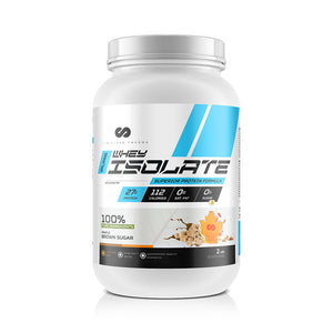 PURE WHEY ISOLATE 2LBS - Maple Brown Sugar