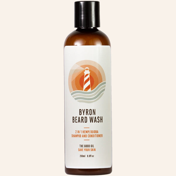 Byron Beard Wash - The Good Oil