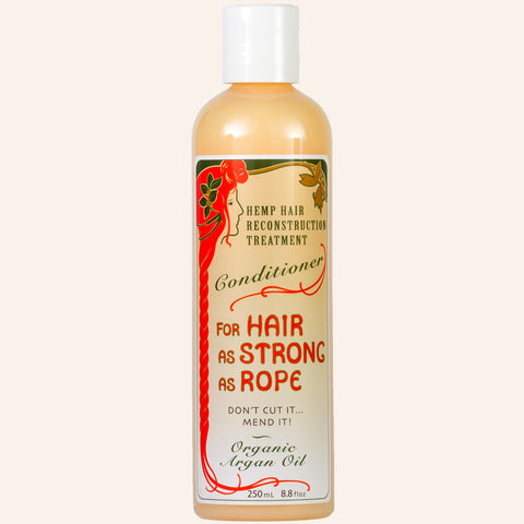 Argan Hair as Strong as Rope Conditioner - The Good Oil