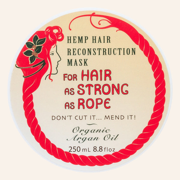 Argan Hair as Strong as Rope Mask Top - The Good Oil
