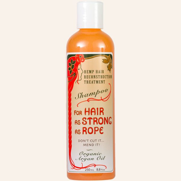 Argan Hair as Strong as Rope Shampoo - The Good Oil