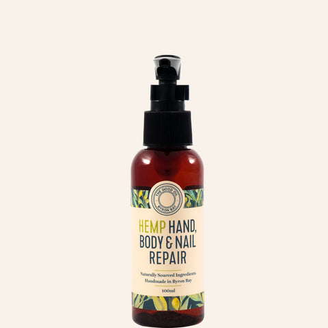 Hemp Hand, Body & Nail Repair