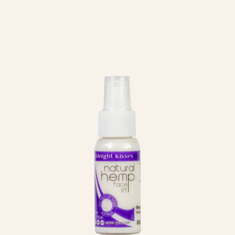Midnight Kisses Natural Hemp Face Lift