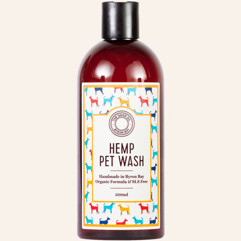 Hemp Pet Wash