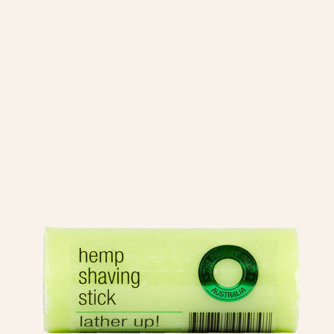 Hemp Shaving Stick