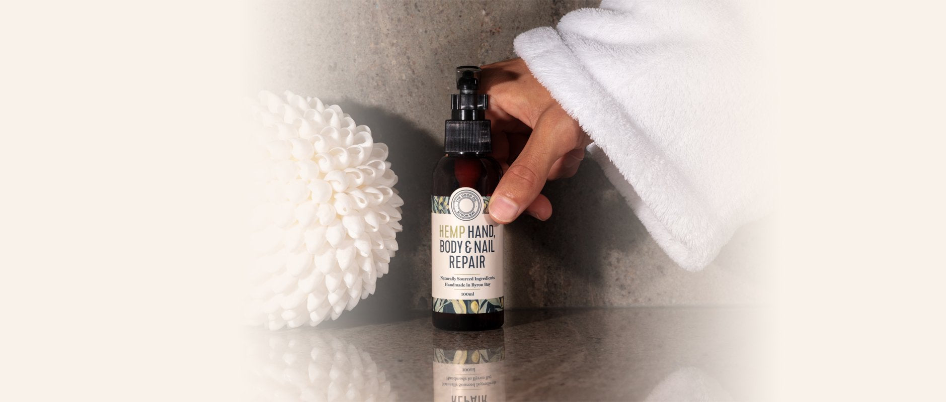 The Good Oil Hemp Hand & Body Lotion