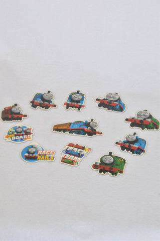 Unbranded 11 Piece Thomas The Tank Engine Magnets Decor Unisex All Ages