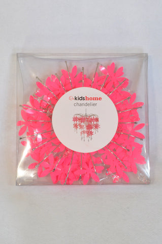 New Mr. Price Pink Daisy Chandelier Decor Girls All Ages
