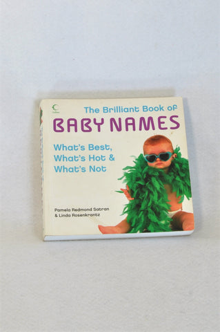 Unbranded Baby Names Parenting Book Unisex N-B