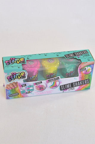 New So Slime DIY Slime Shakers with Surprise Toys 3 Pack Arts & Crafts Kit Unisex 6+ years