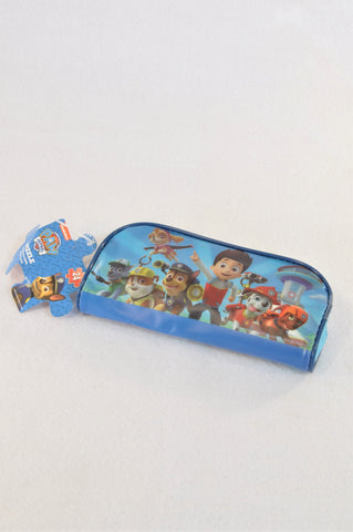 New Nickelodeon Paw Patrol Pouch & 24 Piece Puzzle Unisex 2-6 years