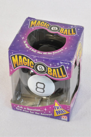 New Mattel Magic 8 Ball Toy & Game Unisex 6+ years