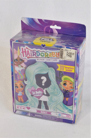 New Just Play Series 1 Hairdorables Collectable Doll Girls 3+ years