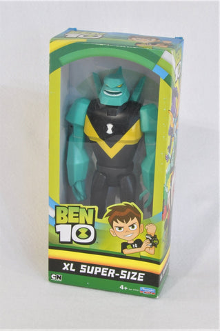 New Cartoon Network Ben 10 XL Super-Size Diamondhead Toy Boys 4+ years