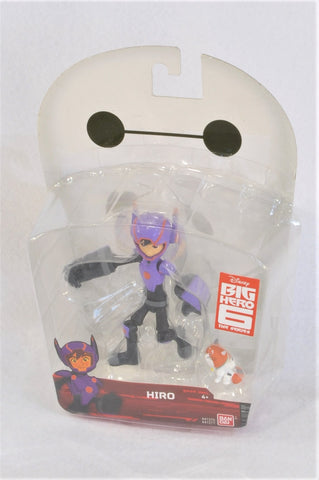 New Disney Big Hero 6 Hiro & Mochi Collectable Action Figure Toy Boys 4+ years
