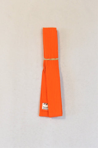 New Fay Products Orange Martial Arts Sportswear Belt Unisex 3+ years