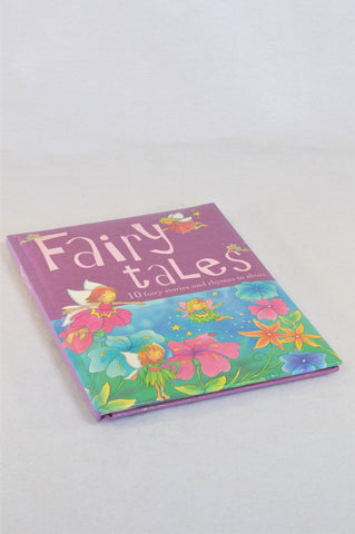 Parragon Fairy Tales Hardcover Book Girls 3-10 years
