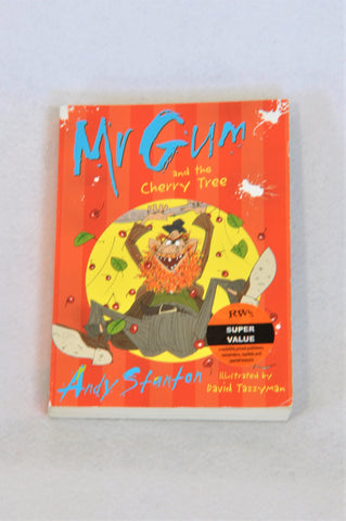 Unbranded Mr Gum Paperback Book Unisex 7-14 years