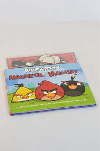 Rovio Books Angry Birds Magnetic Mix-Up! Book Unisex 3-10 years