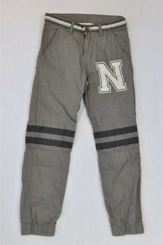 H&M Grey Pants Boys 9-10 years