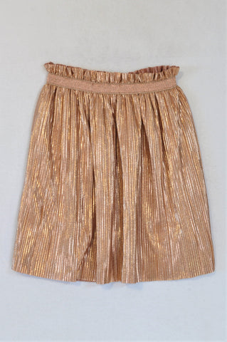 Pick 'n Pay Rose Gold Skirt Girls 9-10 years
