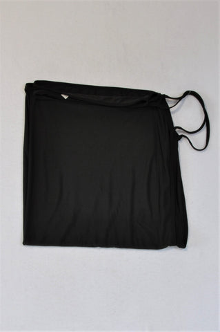 Unbranded Black Nursing Cover Unisex 1-3 years