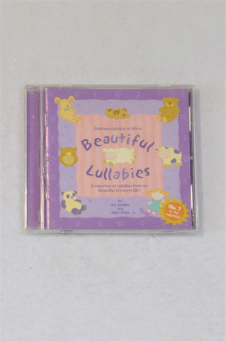 Children's Lullabies Of Africa Beautiful Lullabies CD Unisex N-B to 3 years