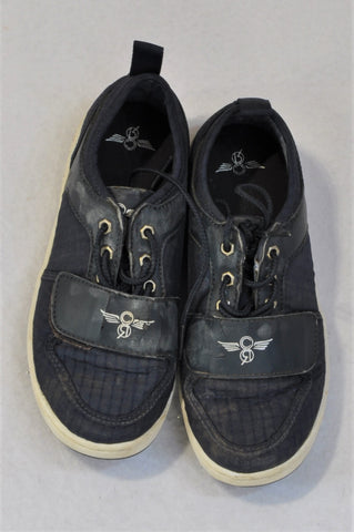 Creative Recreation Size 11 Navy Shoes Boys 4-6 years