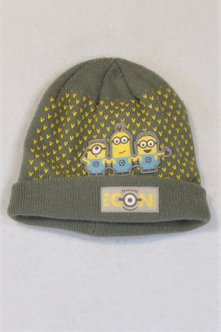 Woolworths Minions Beanie Boys 4-5 years