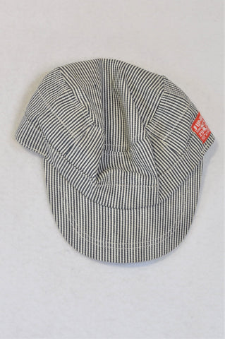 Ackermans Pinstripe Hat Unisex 1-2 years