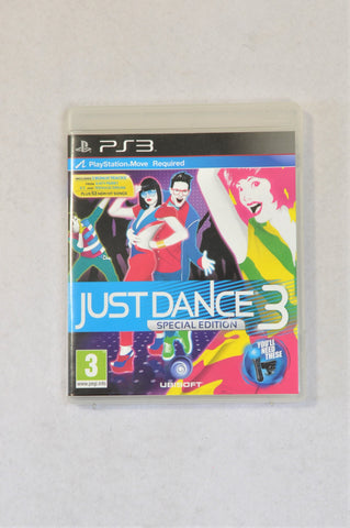 PlayStation Just Dance 3 Special Edition Kids DVD Unisex 7-14 years
