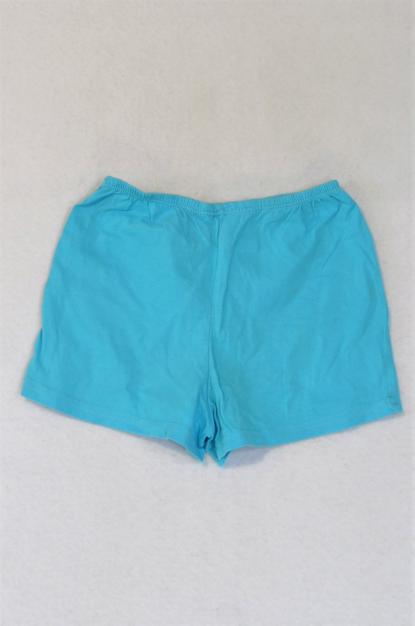 Woolworths Blue Shorts Girls 2-3 years