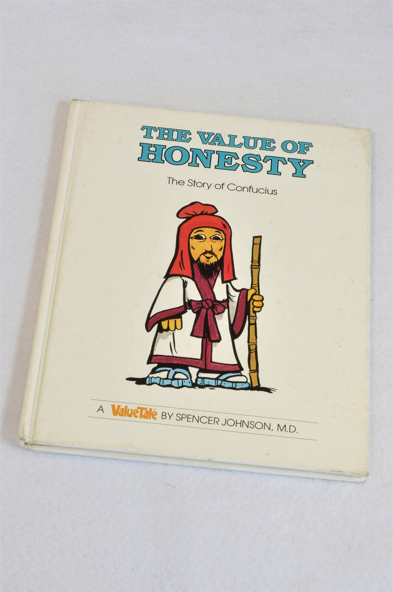 The Value Of Honesty, Story of Confucius Vintage Hardcover Book Unisex 4+ years