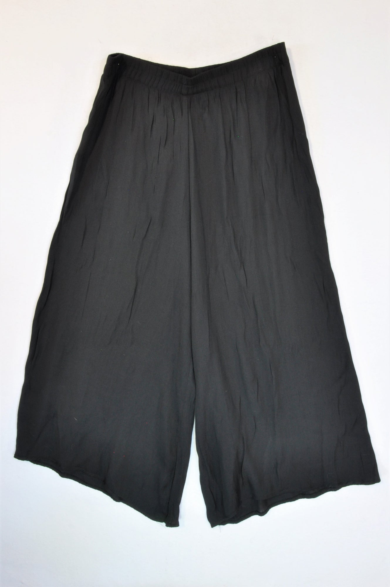 Woolworths Black Pants Women Size 10