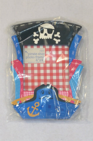 New Next Pirate Frame Decor Boys 3-7 years