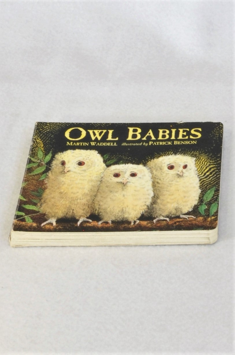 Walker Books Owl Babies Board Book Unisex 1-3 years