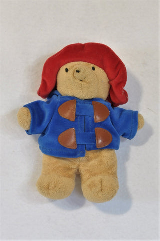 Unbranded Paddington Bear Soft Toy Unisex 1 to 7 years