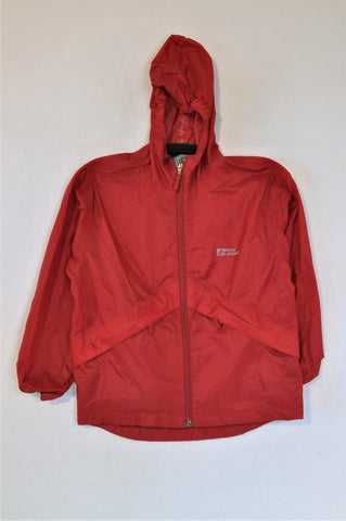 Red Lodge Red Jacket Boys 10-11 years