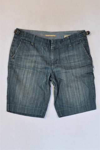 GAP Denim Shorts Women Size 10