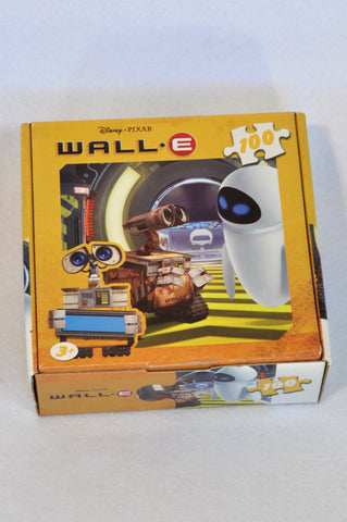 Disney Pixar Wall-E 100 Piece Puzzle Unisex 4-10 years