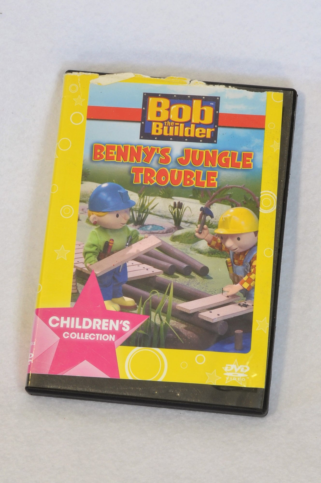 Unbranded Bob The Builder Benny's Jungle Trouble Kids DVDs Unisex 3-7 years